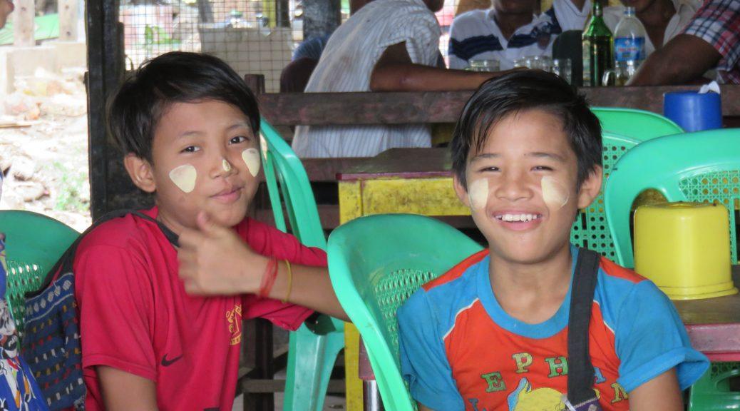 Myanmar thanahka